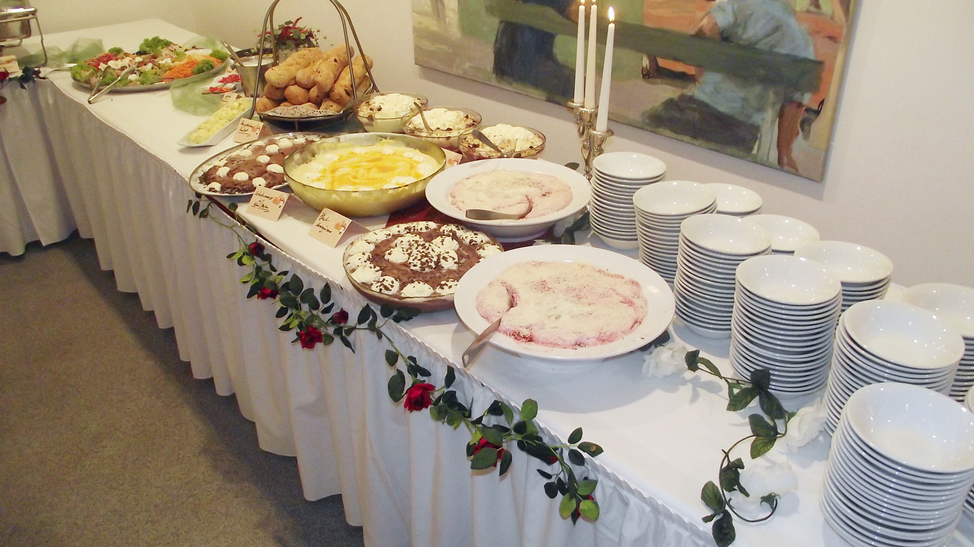 buntes Buffet Partyservice Rehr 3