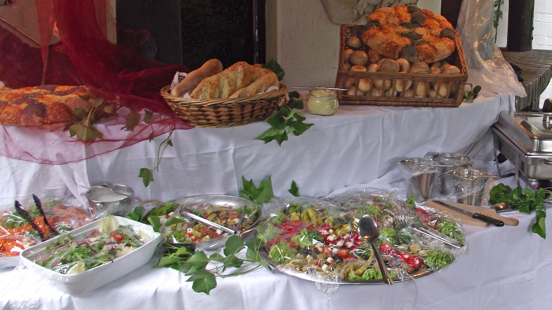 buntes Buffet Partyservice Rehr 2